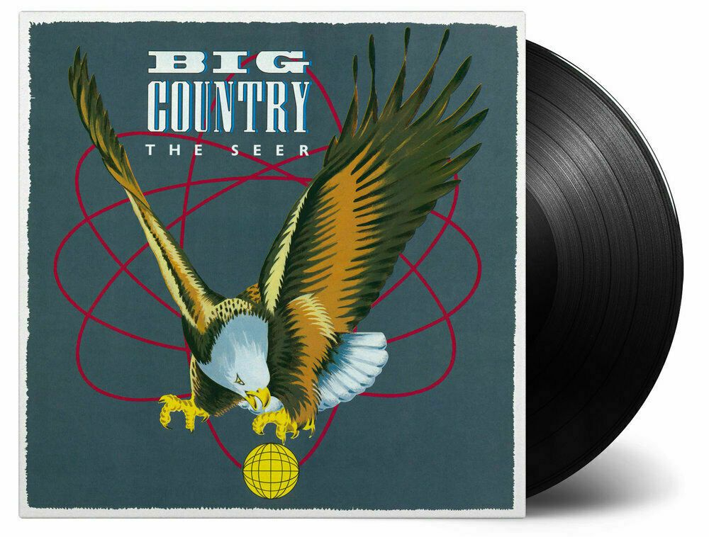 BIG COUNTRY 'THE SEER' (Expanded Edition) Double VINYL LP (Music On Vinyl) (2019