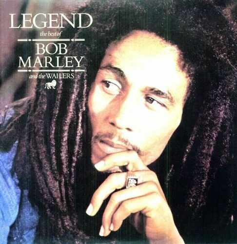 BOB MARLEY & The Wailers 'LEGEND : THE BEST OF' 180g VINYL LP + Download