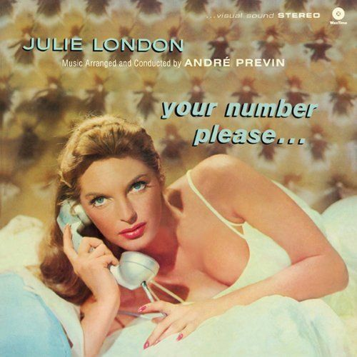 Julie London 'Your Number Please' Second Hand LP